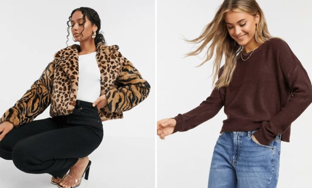 Cute and Cozy Styles on Sale at ASOS | AddedInfluence.com/Blog