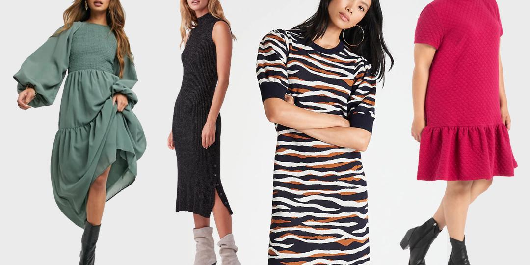 Our Favorite Fall Dresses   AddedInfluence.com/Blog