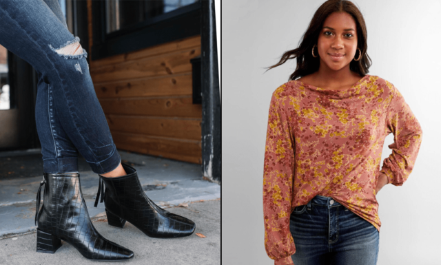 Get Up To 75% Off These Cute Styles from Buckle | AddedInfluence.com/Blog