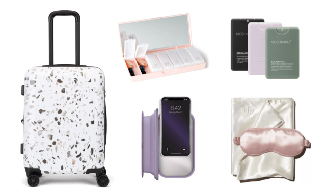 Stylish Luggage and Travel Accessories to Take on Vacation   AddedInfluence.com/Blog