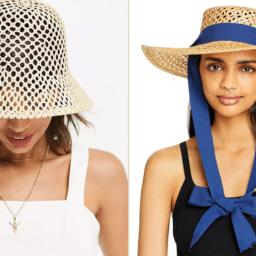 Keep the Sun Out of Your Eyes With These Cute Straw Hats | AddedInfluence.com/Blog